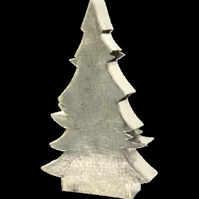 Kerstboom Carpo alu 32x8x51cm