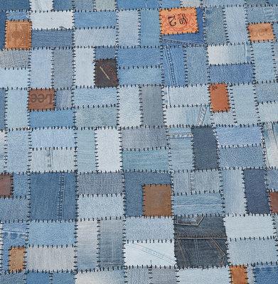 Vloerkleed TROSOR 160 x 230 Blauw