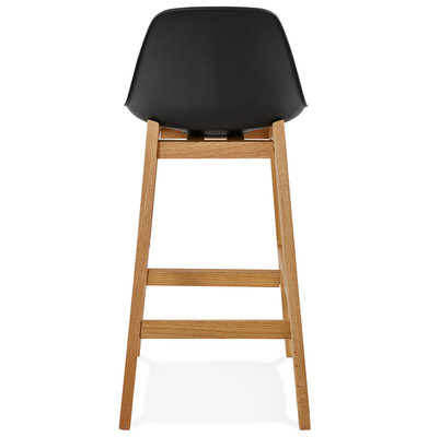 Design barkruk Elody Mini Zwart