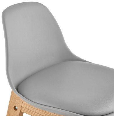 Design barkruk Elody Mini Grijs