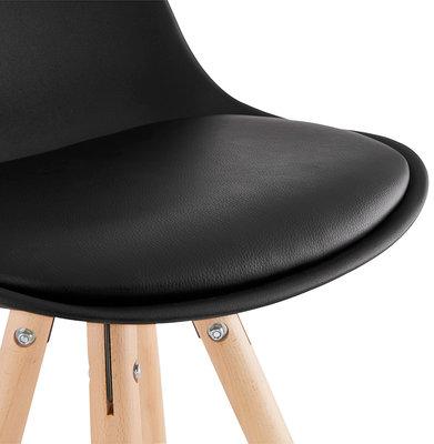 Design barkruk ANAU Zwart