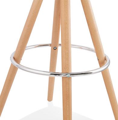 Design barkruk ANAU Wit