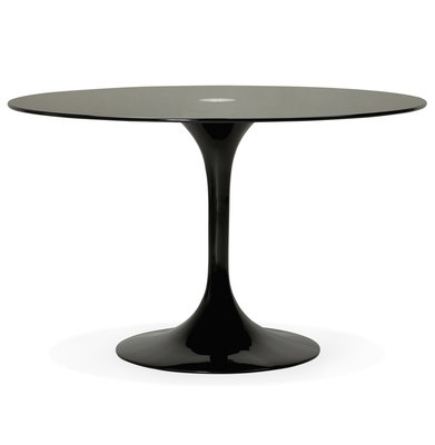 Design Eettafel DAKOTA Zwart