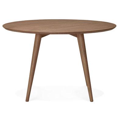 Design Eettafel JANET Walnoot