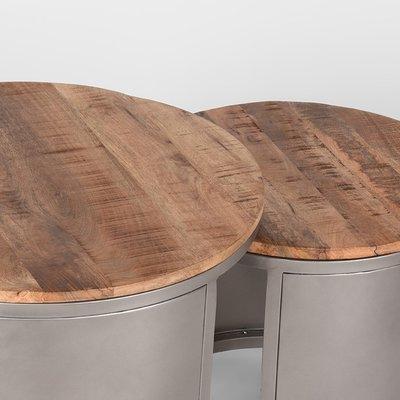 LABEL51 - Salontafel Set Bunch 60x60x45 cm