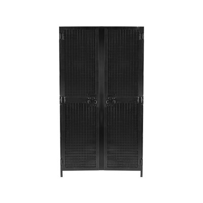 LABEL51 - Hoge Kast Gate 2-Deurs 100x40x180 cm