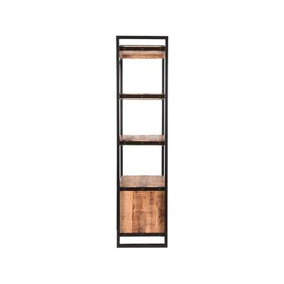 LABEL51 - Boekenkast Brussels Lade 80x45x185 cm
