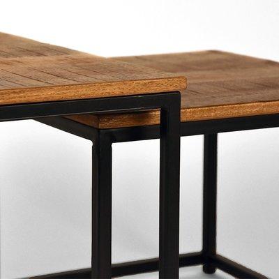 LABEL51 - Salontafel Set Couple 60x60x45 cm
