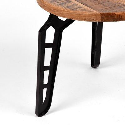 LABEL51 - Bijzettafel Flintstone 45x45x39 cm