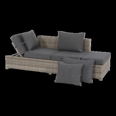 Loungebank Roma Cloud 210x80x66cm