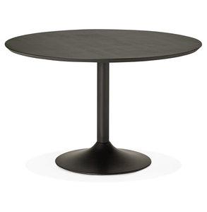 Eettafel PATON 120 Zwart
