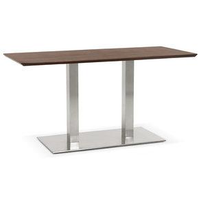 Eettafel RECTA Walnoot 150x70