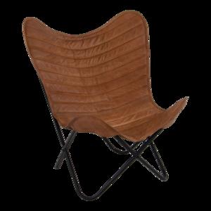 Vlinderstoel Billy Bruin