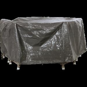 Beschermhoes grijs zitgroep Ø250cm