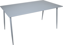 Tafel Da Vinci 140x80x73cm blueberry grey